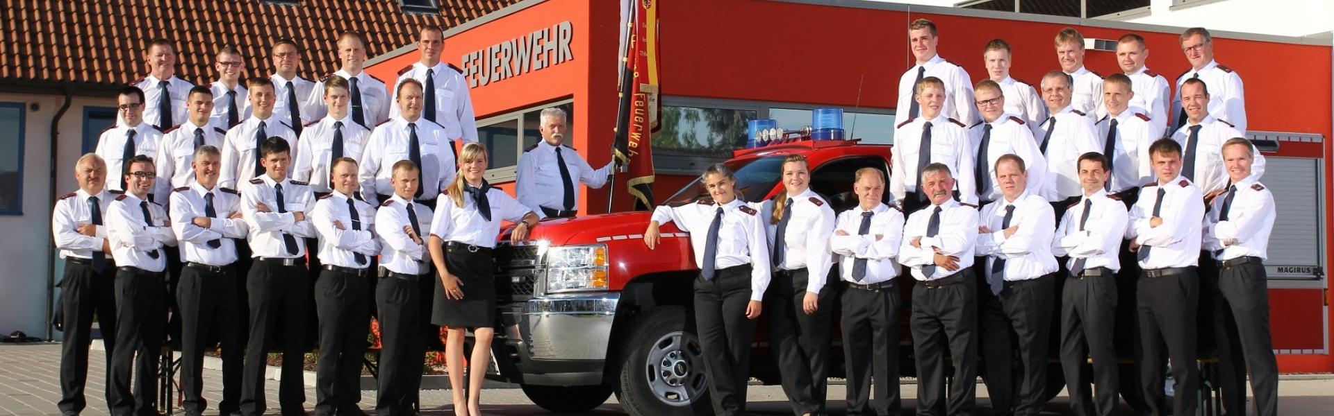 Die neue Feuerwehruniform